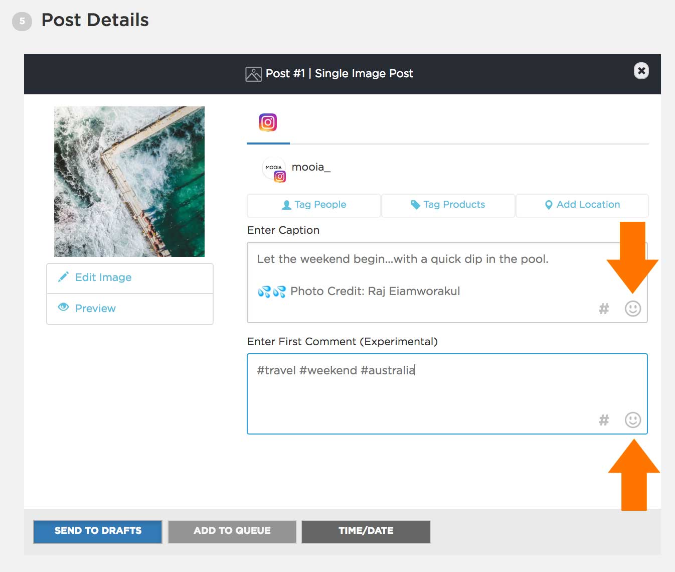 How to Add Line Breaks on Instagram – Sked Social