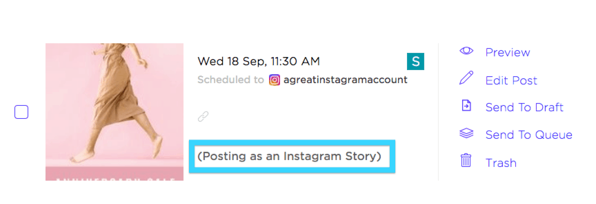 How to Schedule Instagram Stories with Sked - Sked Social