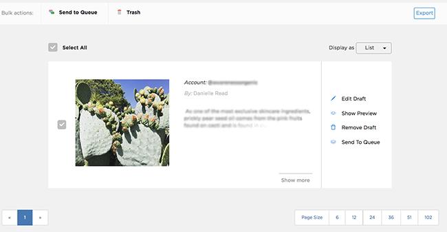 Instagram Management Tool for Agencies - Instagram Drafts - Sked Social