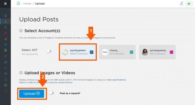 How to Schedule Instagram Posts - Sked
