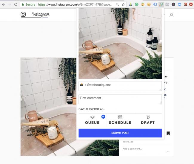 Instagram management services - Sked Social