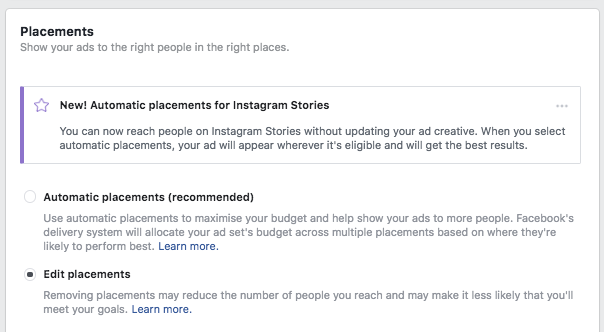 Instagram Stories Ads - Schedugram