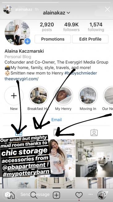 instagram-best-practices-alaina-kaz-example
