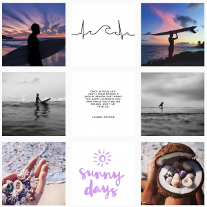 Instagram Layout Ideas - Sked Social