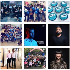 Aesthetic Instagram Accounts: Best Agency Instagram Accounts - Edelman - Sked Social