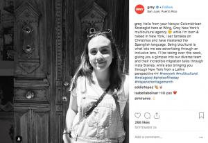 Aesthetic Instagram Accounts: Best Agency Instagram Accounts - Grey Advertising - Sked Social