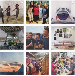 Aesthetic Instagram Accounts: Best Agency Instagram Accounts - Martin Agency - Sked Social