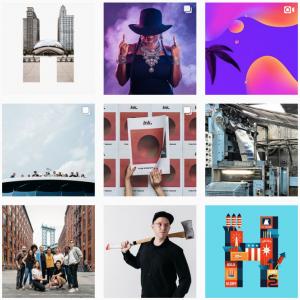 Aesthetic Instagram Accounts: Best Agency Instagram Accounts - Huge - Sked Social