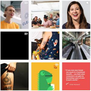 Aesthetic Instagram Accounts: Best Agency Instagram Accounts - Red Antler - Sked Social
