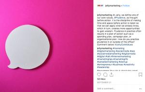 Aesthetic Instagram Accounts: Best Agency Instagram Accounts - Jelly Digital - Sked Social