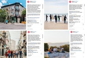 Instagram Strategy: Airbnb Experiences Campaign