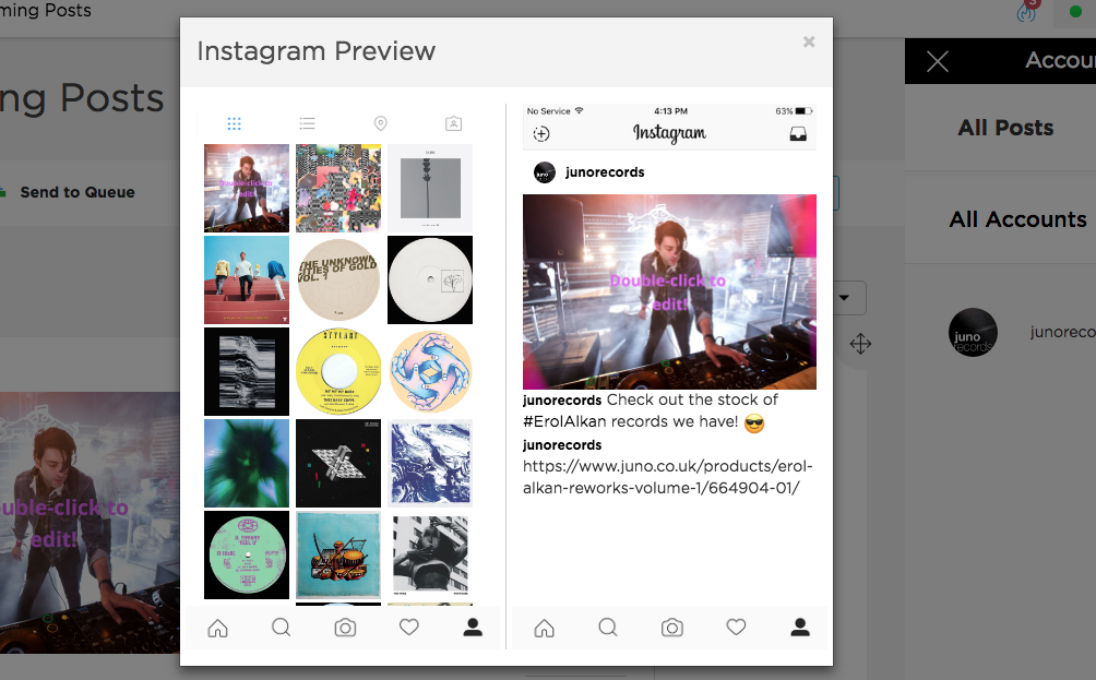 How to Edit Instagram Posts - Sked Social