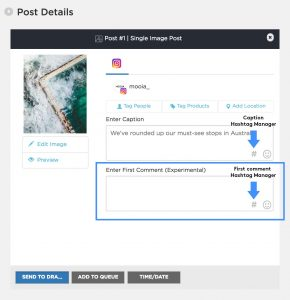 How To Add Hashtags On Instagram In Comments - Sked Social