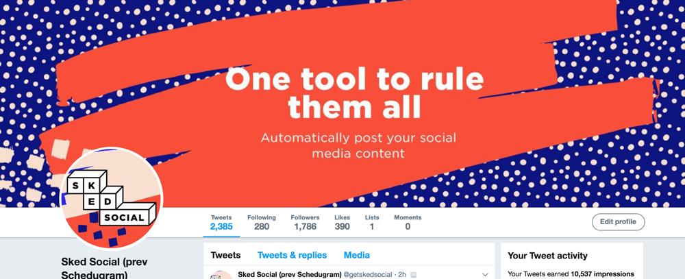 Social Media Image Sizes Guides - Sked Social