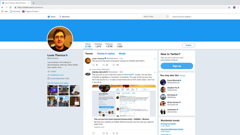 Social Media News: Twitter Hijacking - Sked Social