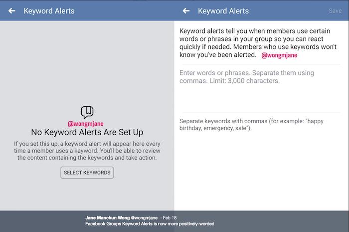 Keyword Alerts - Social Media News - Sked Social