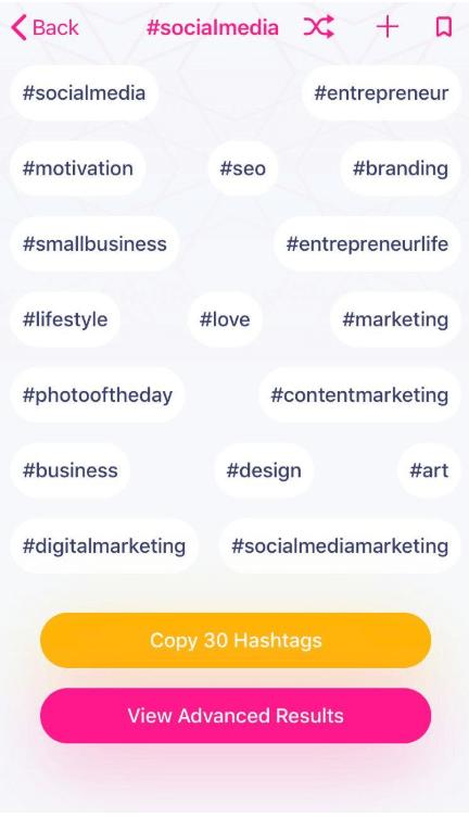 Best Instagram Hashtags - Hashtag Expert - Sked Social