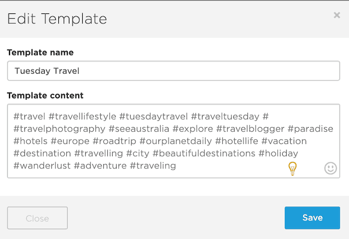 Instagram Daily Hashtags - Hashtag Lists - Sked Social