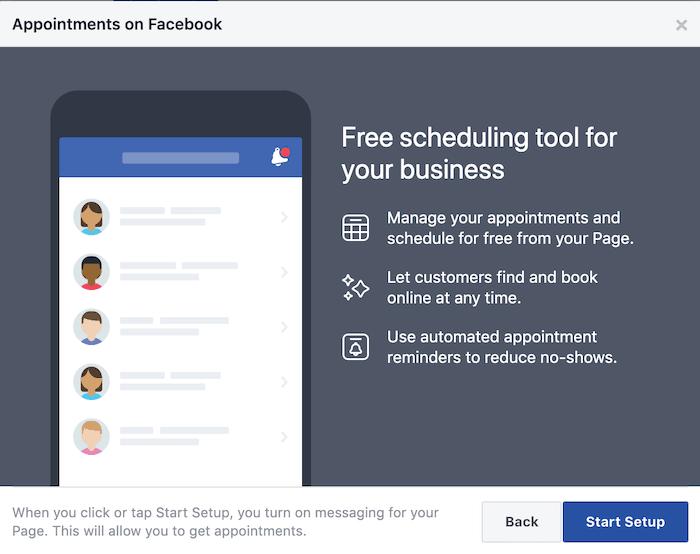 Social Media News - Facebook Booking - Sked Social