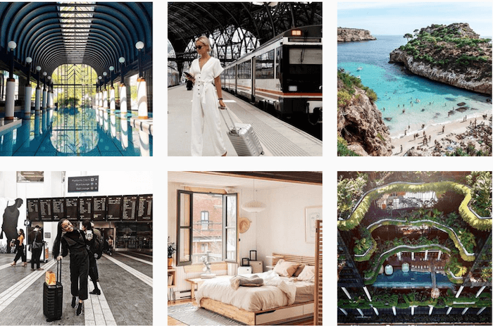 Authentic Instagram brands - Sed Social - LNA