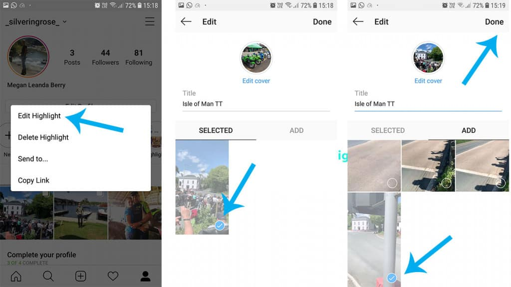 How to Make and Use Instagram Story Highlights – Sked Social