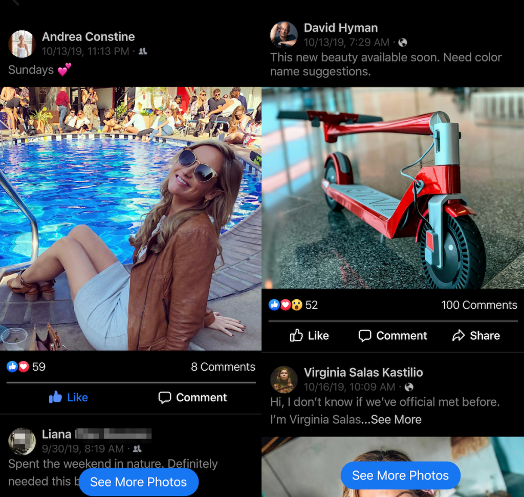 Facebook testing Popular Photos feature