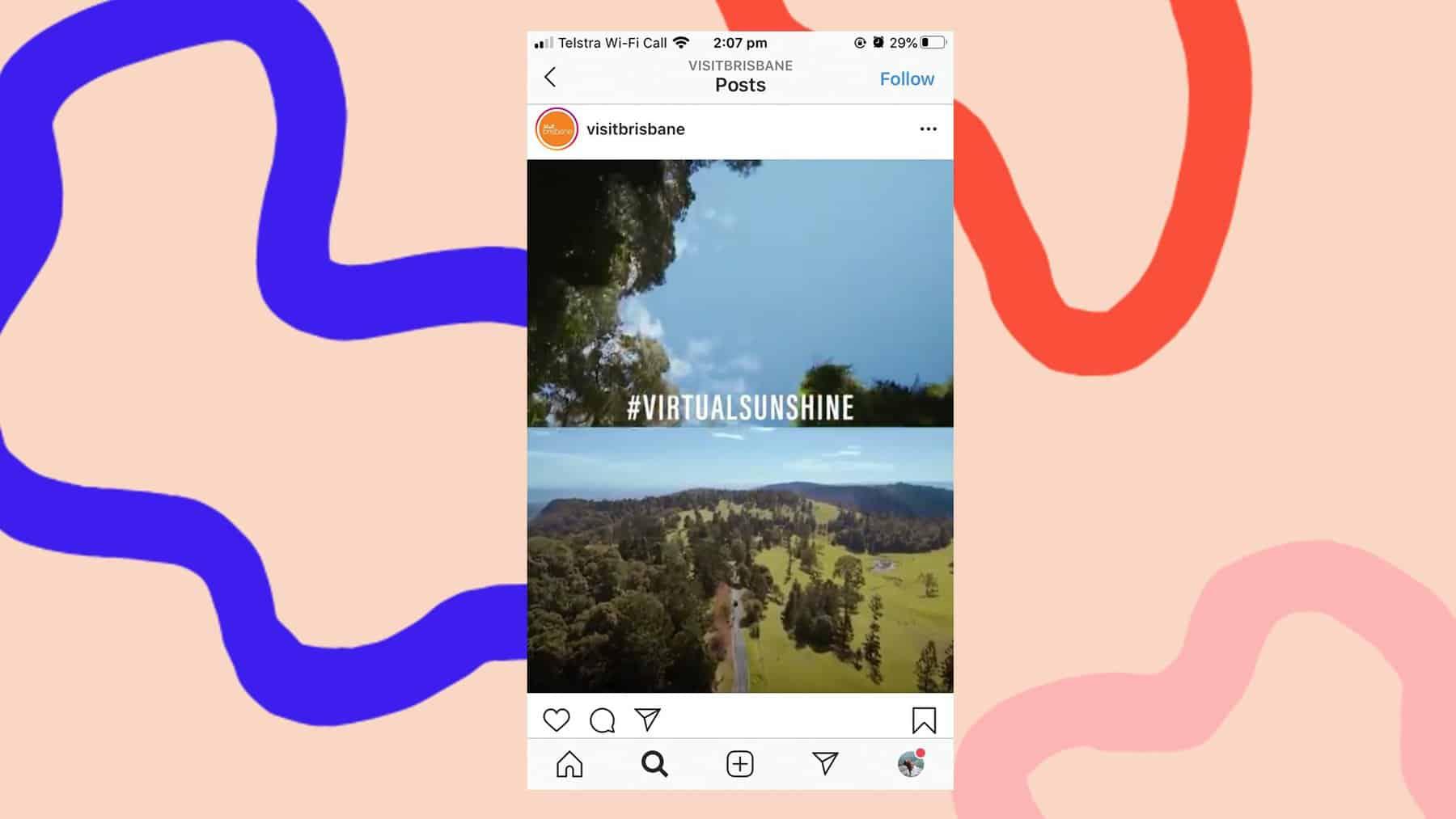 Visit Brisbane #VirtualSunshine