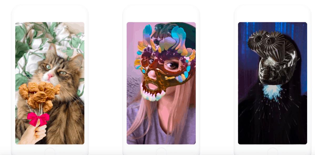 Instagram filters example 1.
