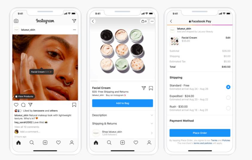 Reasons to try the Instagram Checkout feature.