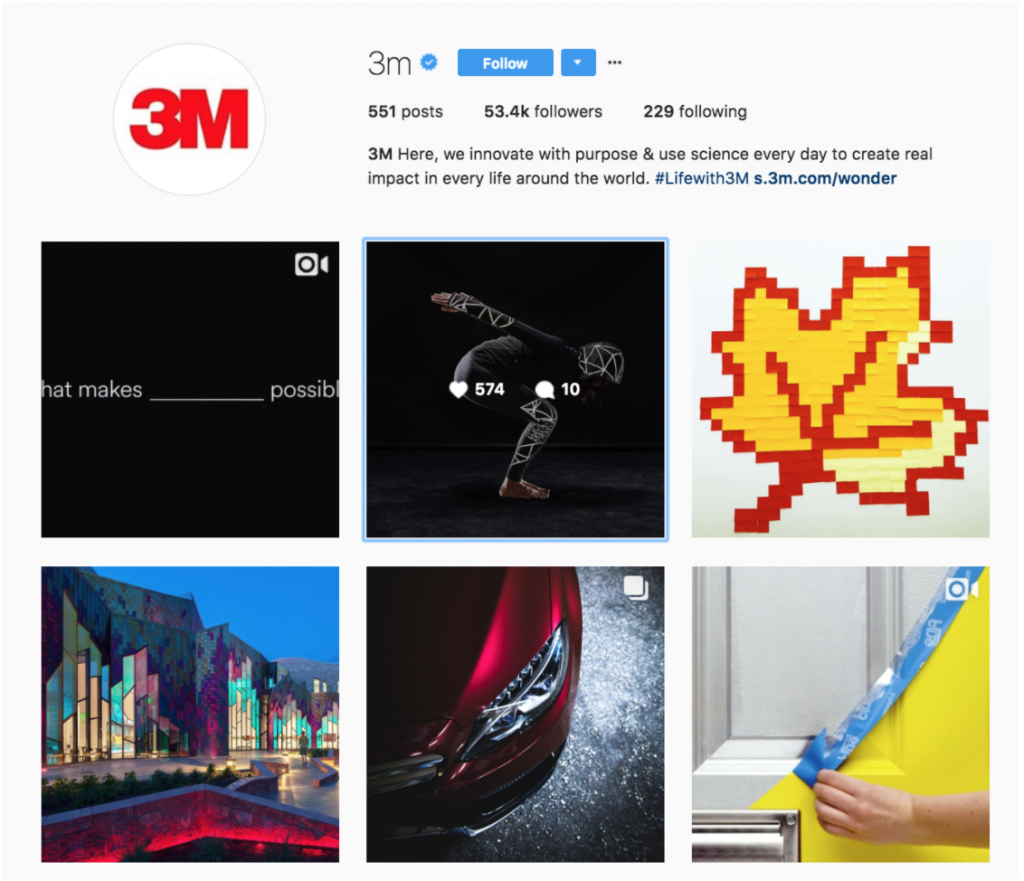 brands killing it on instagram