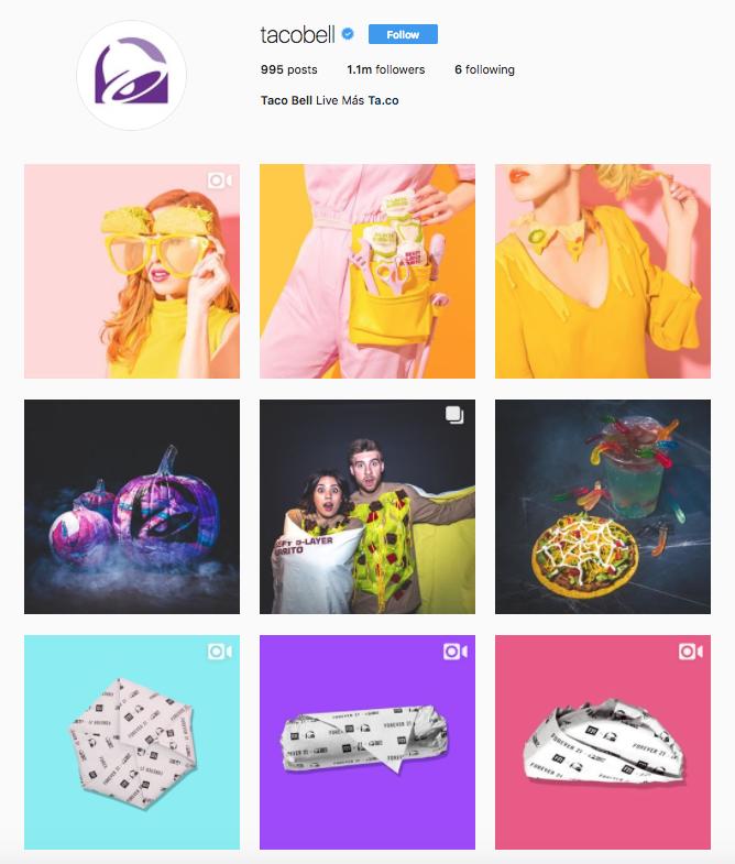 Instagram Brand - Sked Social