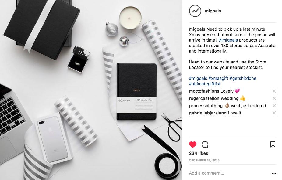 Instagram Post Ideas - Mi Goals - Sked Social