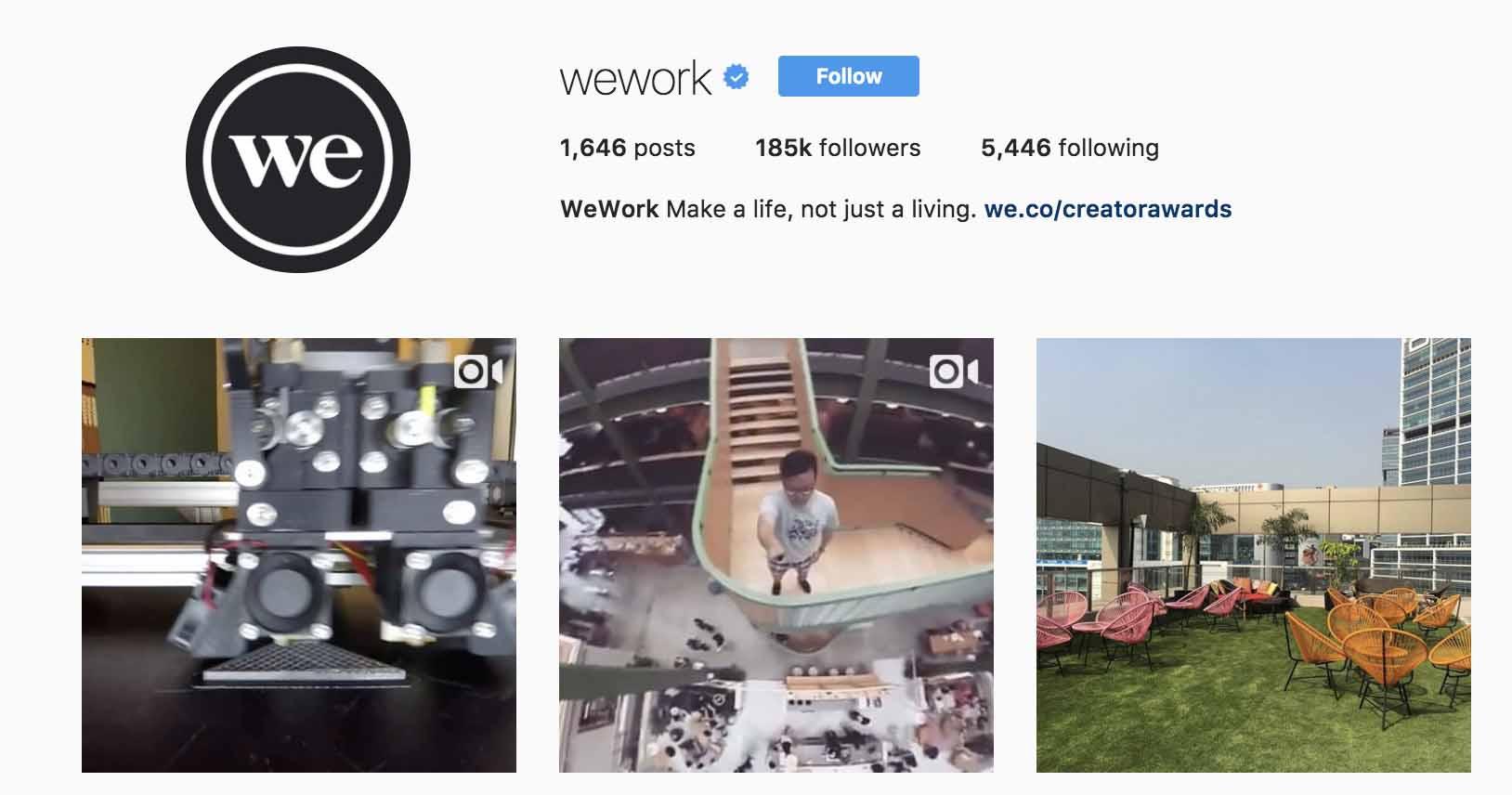 instagram-bio-ideas-wework