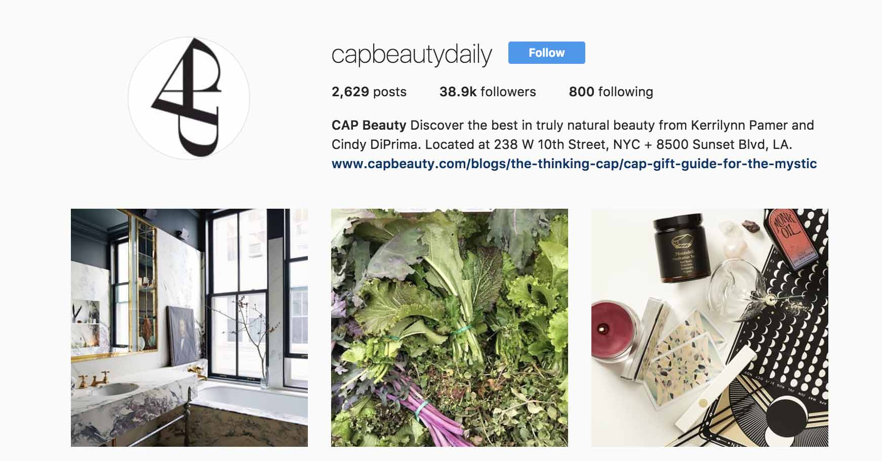 instagram-bio-ideas-capbeautydaily
