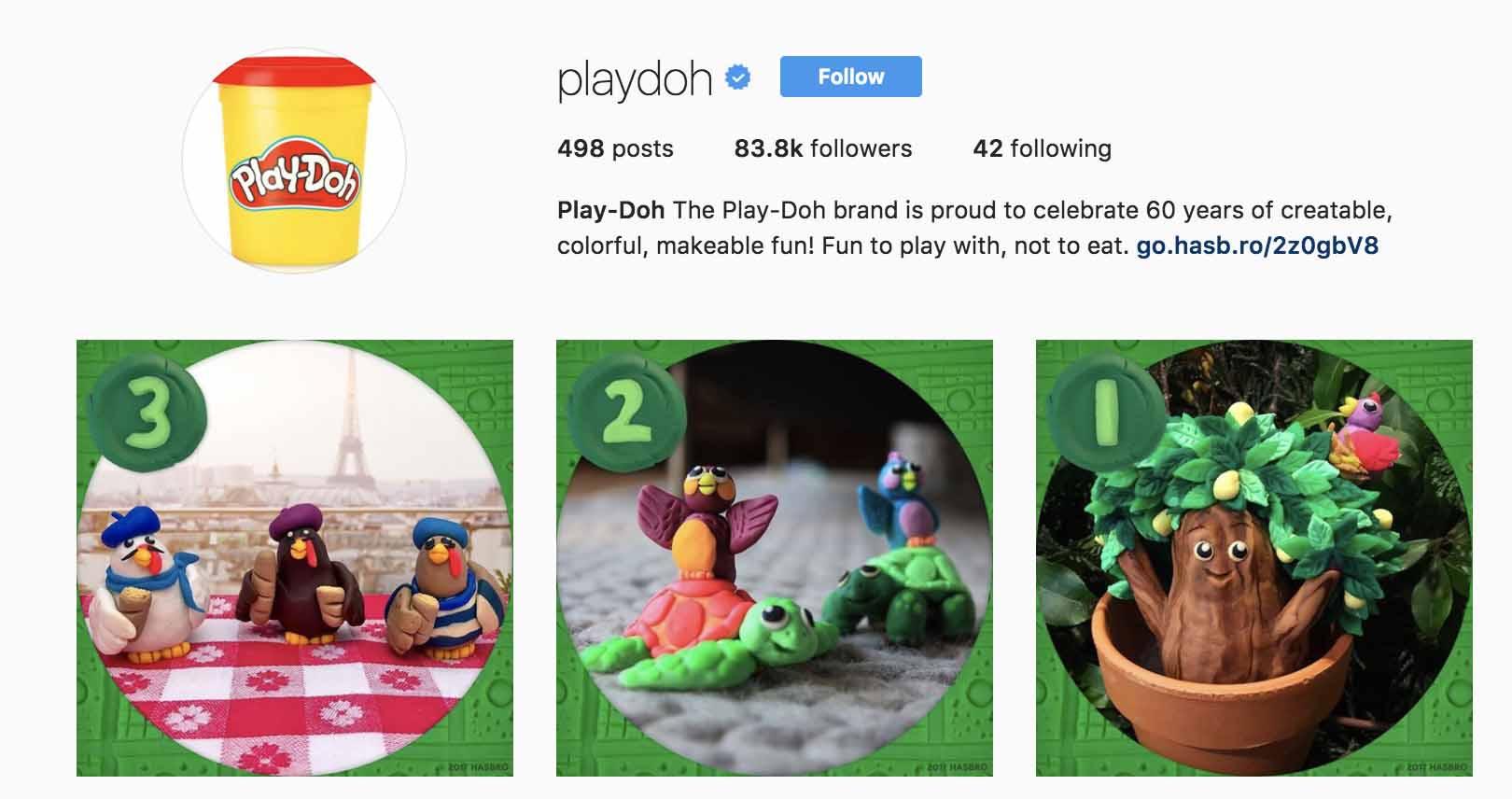 instagram-bio-ideas-playdoh