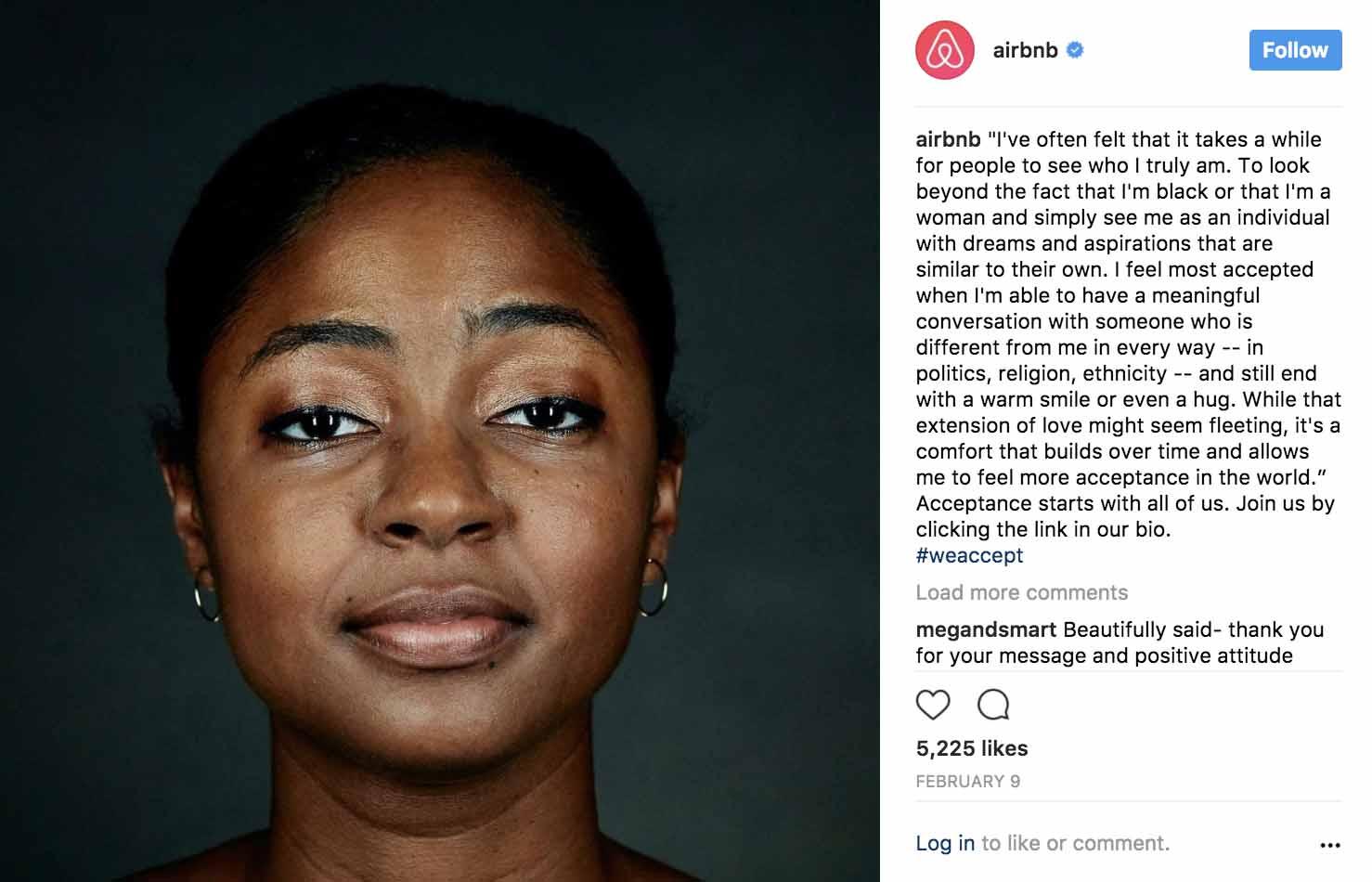 Instagram Marketing 2017 - Airbnb - Sked Social