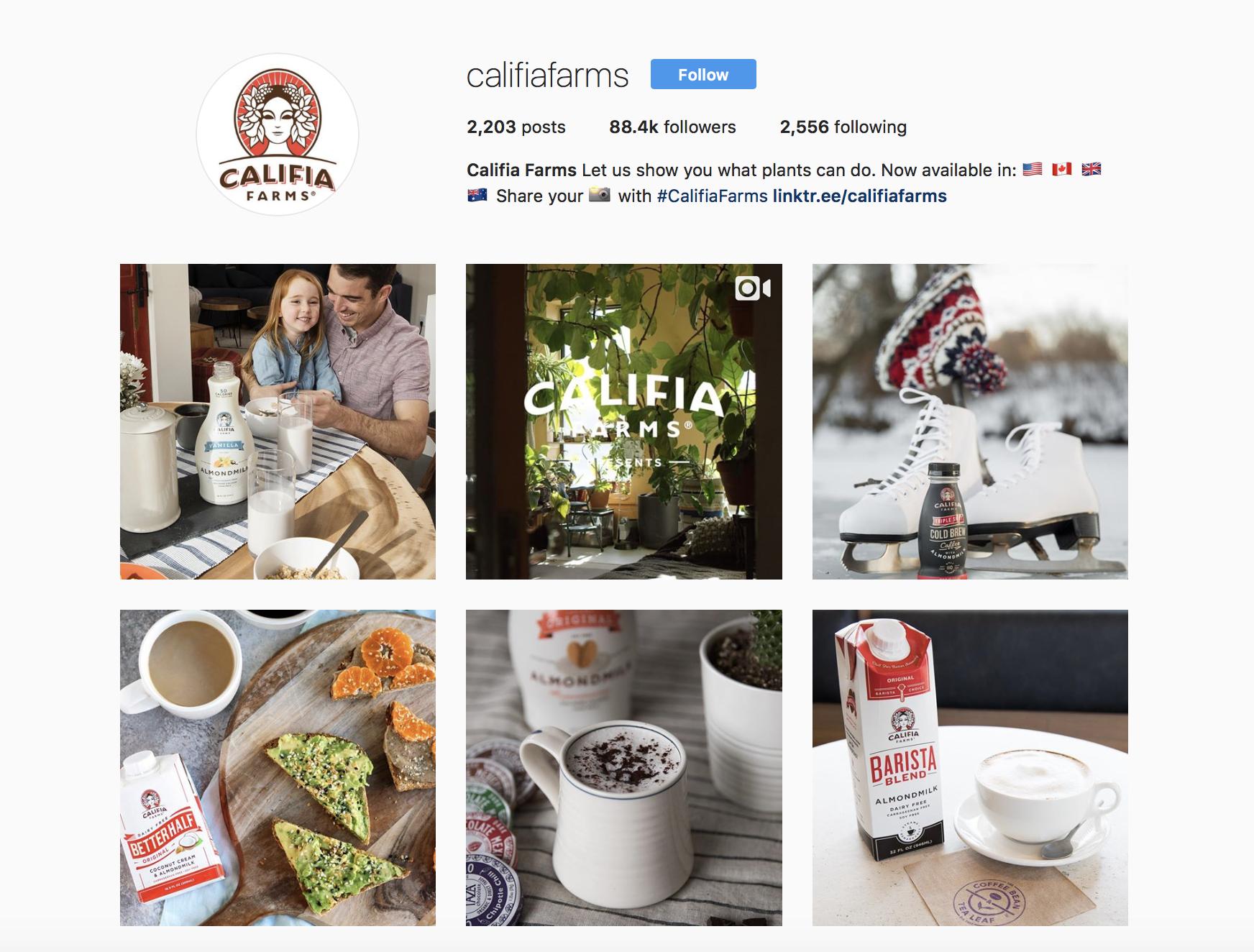 califia-farms-best-brands-on-instagram