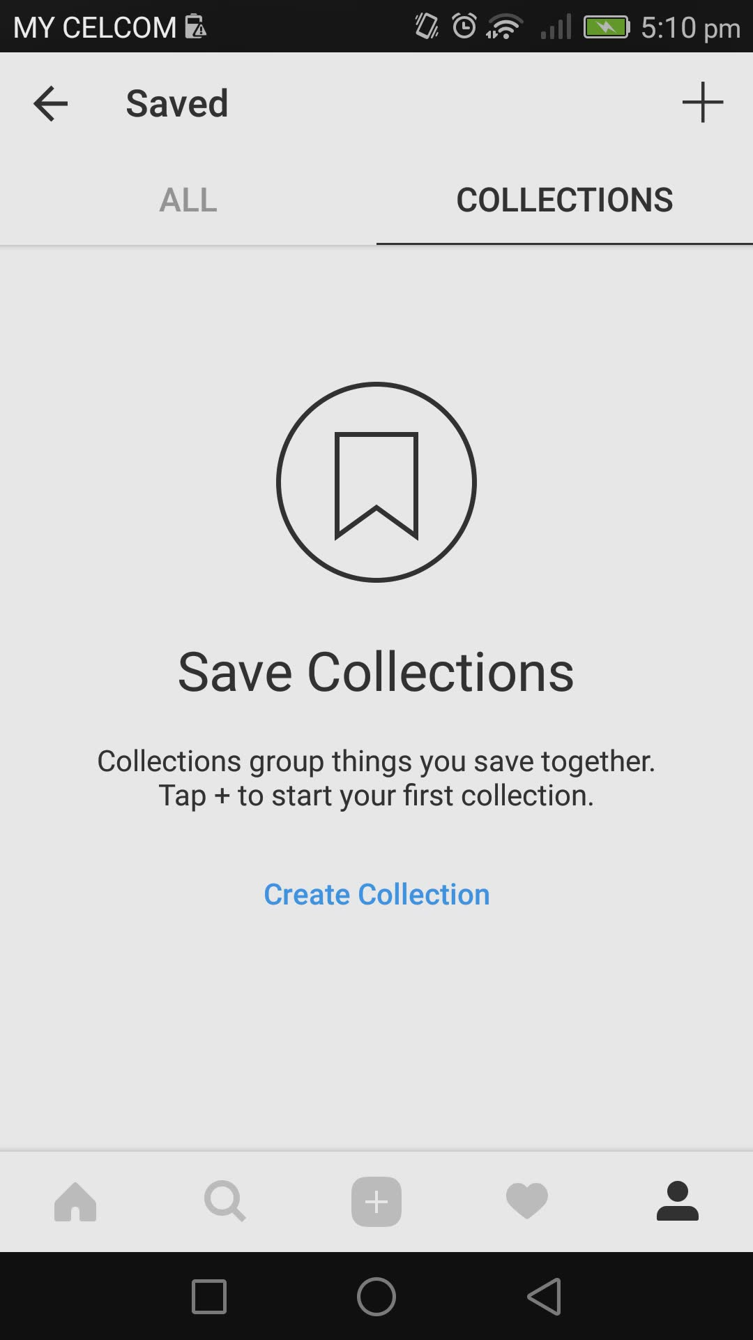 How do i save my pictures on instagram
