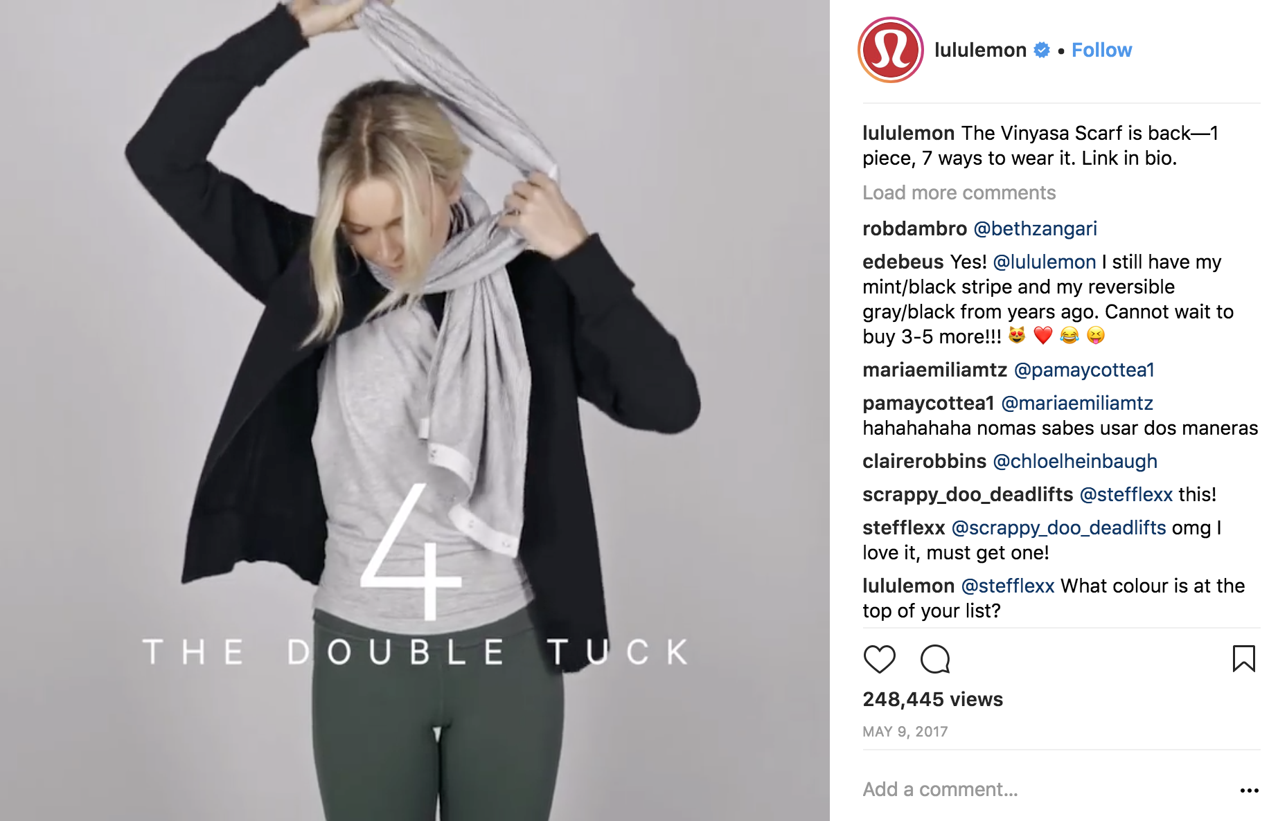 lululemon-instagram-marketing-strategy