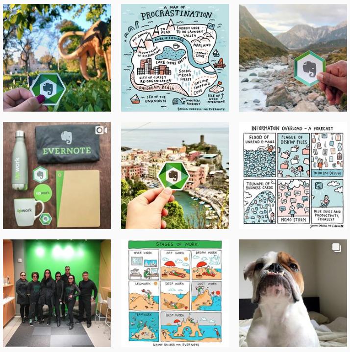 Evernote - How Often Should I Post on Instagram - Sked Social