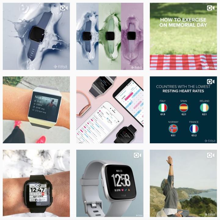 Fitbit - How Often Should I Post on Instagram - Sked Social